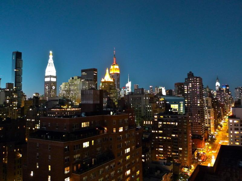 View from 205 Third Avenue - Gramercy Park Condominiums for Sale