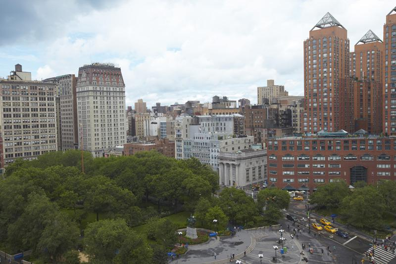 View from 8 Union Square South - Greenwich Village Apartments for Sale