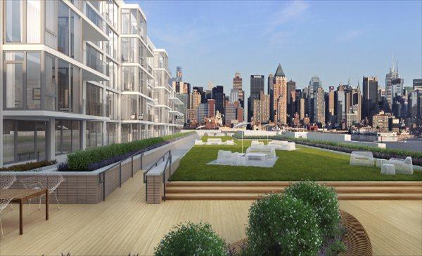 Garden - The Avenue Collection - Condominium for sale in Weehawken