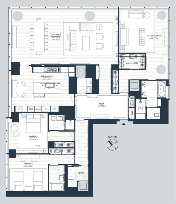 One Bedroom Apartment Nyc: Midtown West Condos For Sale