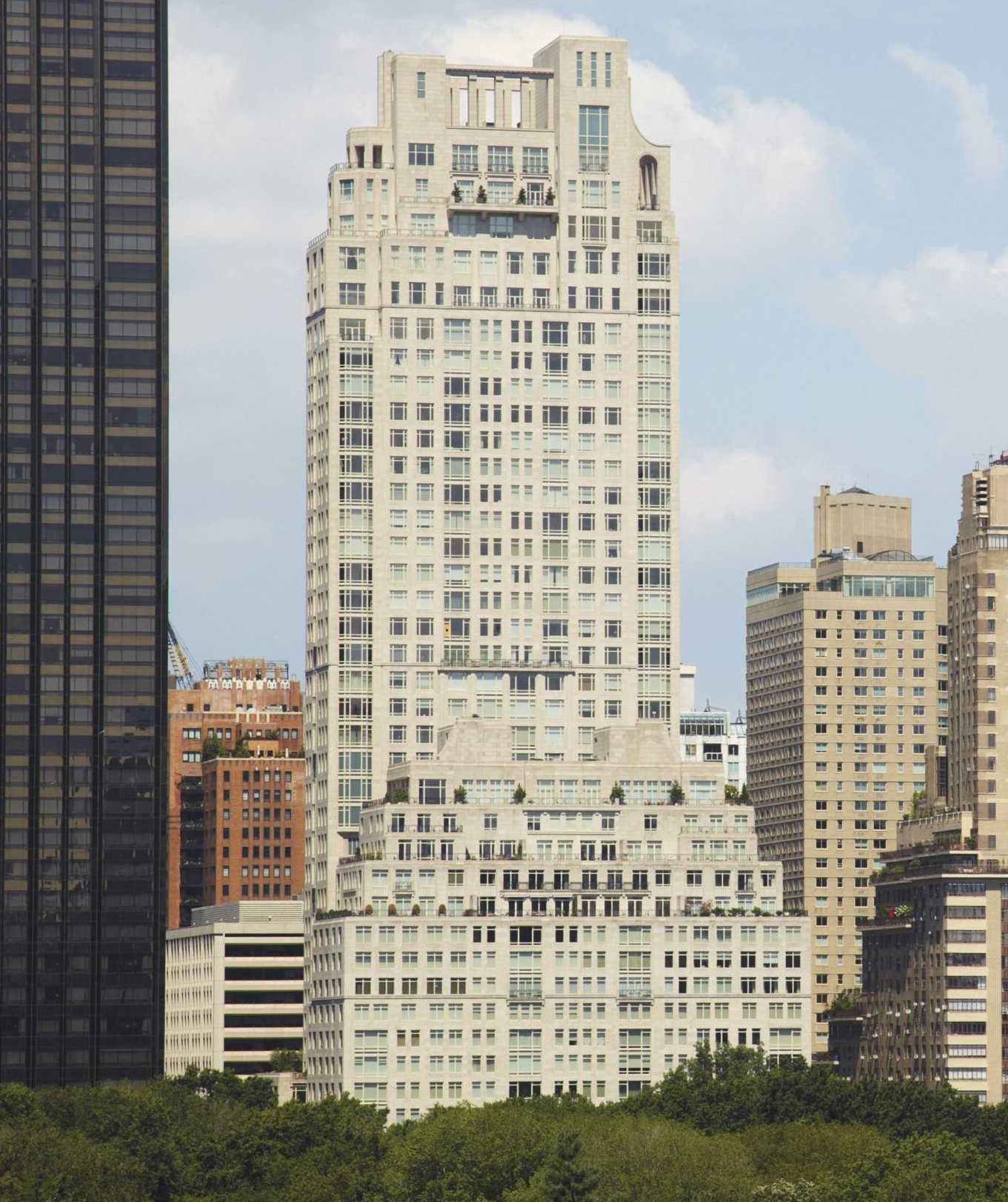 Central Park Apartments New York: Lincoln Square Condos For Sale