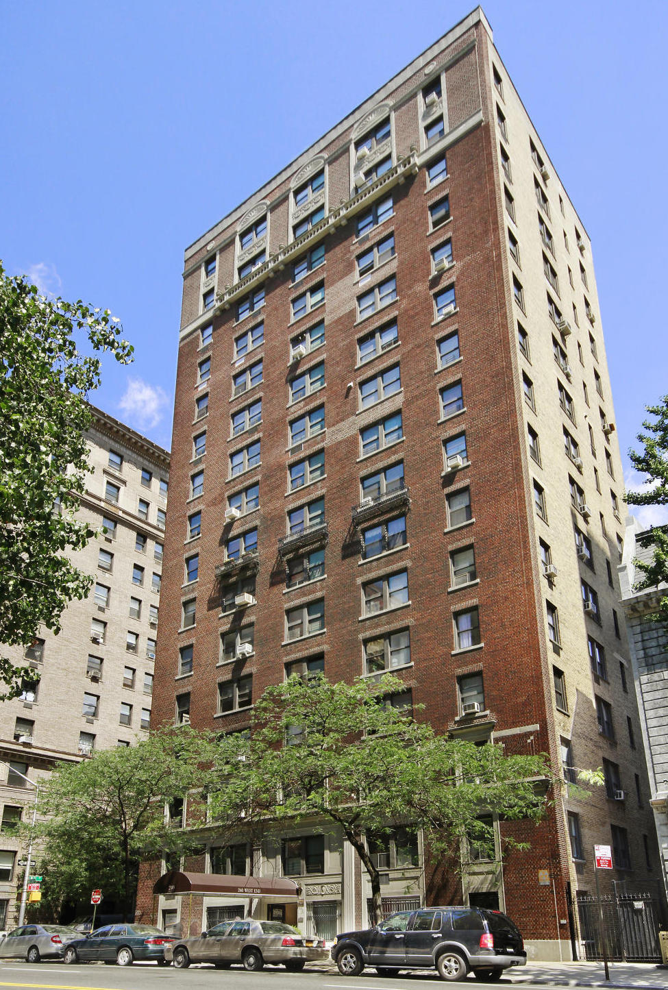 240 West End Avenue Upper West Side Condos For Sale