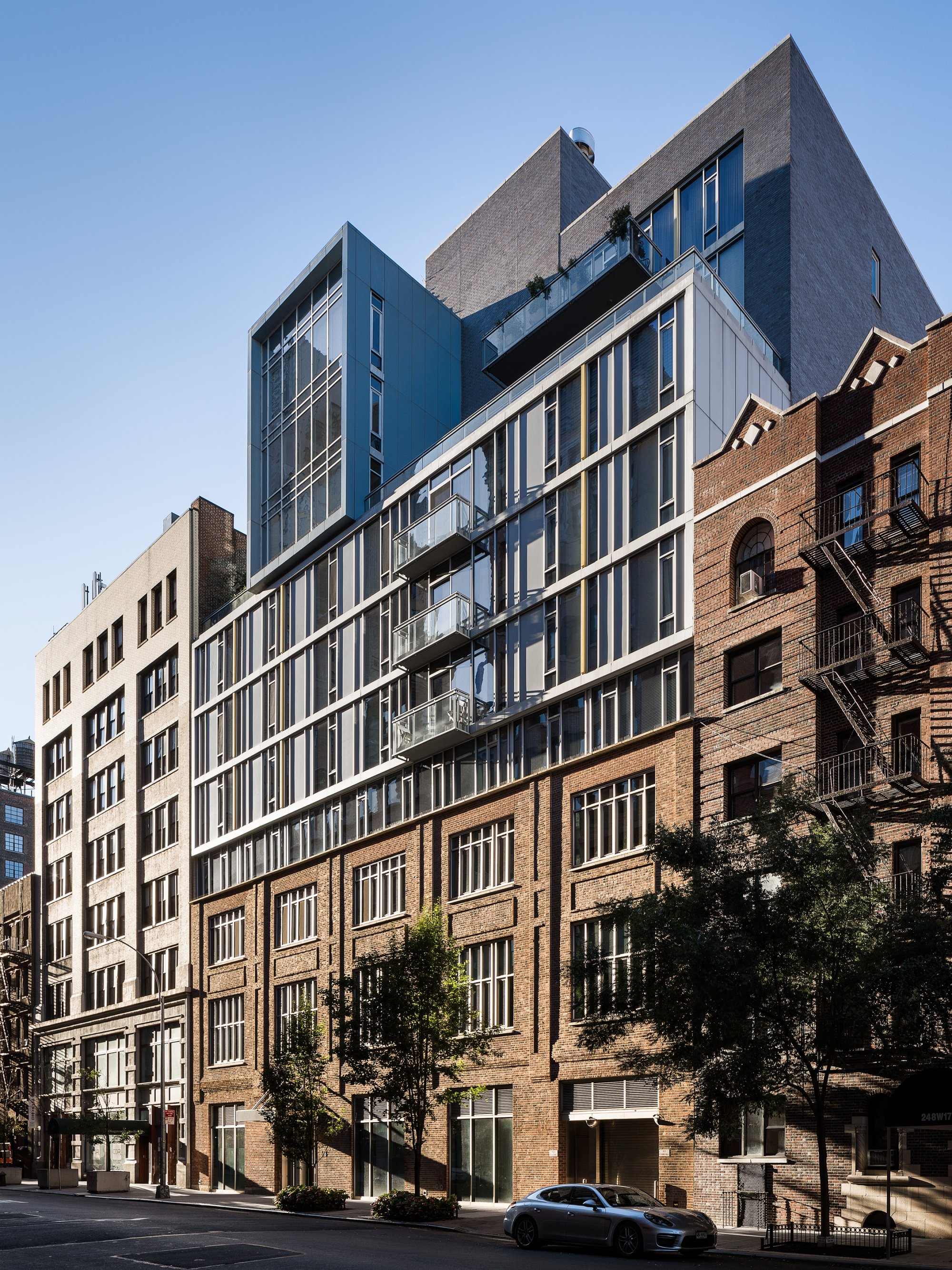 246 West 17th Street Chelsea Condos For Sale