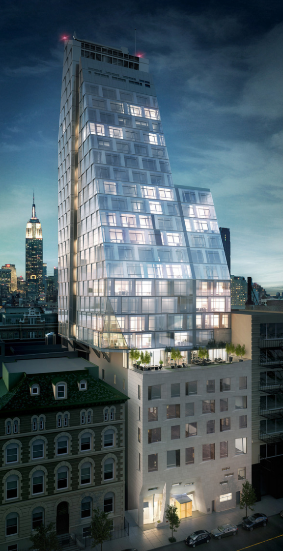 35 Xv 35 West 15th Street Flatiron District Condos For