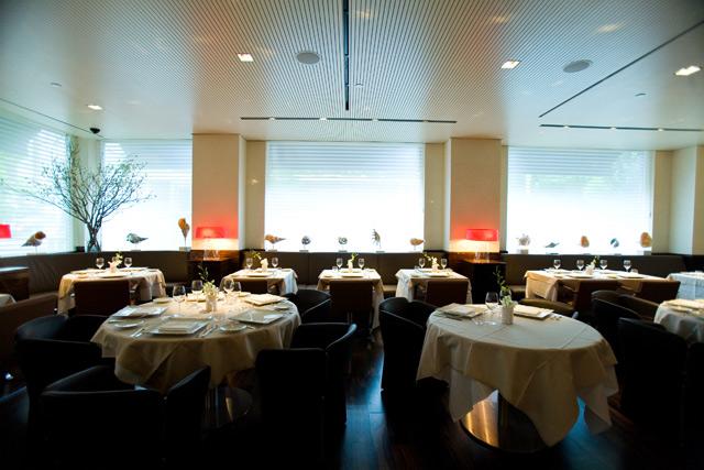 Marea Restaurant New York Michelin