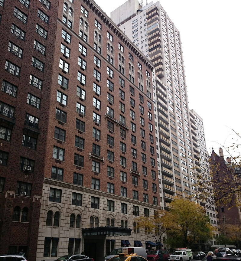 The olcott 27 west 72nd street upper west side condos for Condos for sale nyc