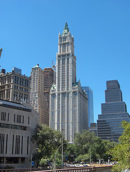 Woolworth Tower Residences 233 Broadway Financial District Condos For Sale