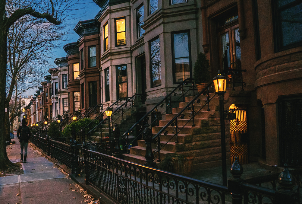 Park Slope in Brooklyn