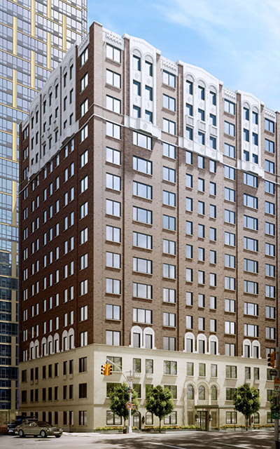New developments on 96th street in Manhattan increasing