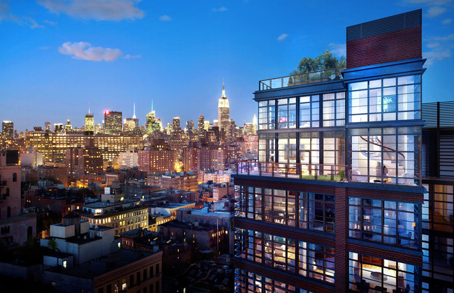 150 Charles Street Sizzling Up New York S Real Estate