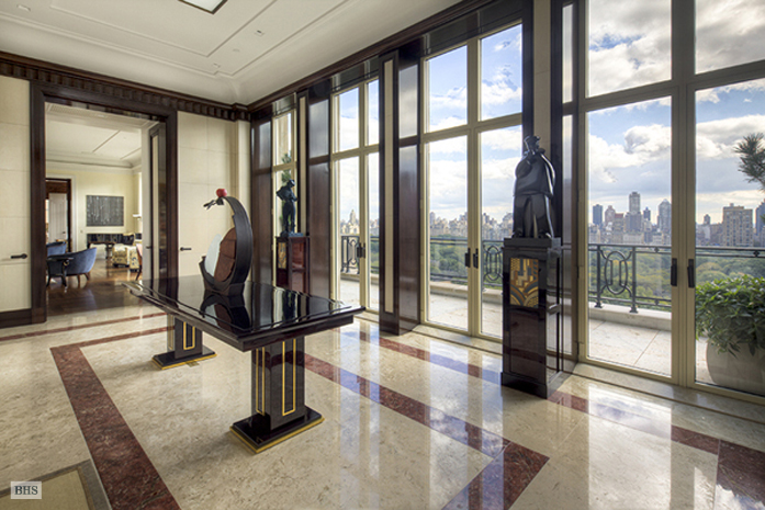 The Sale At 15 Central Park West That Broke Every Record