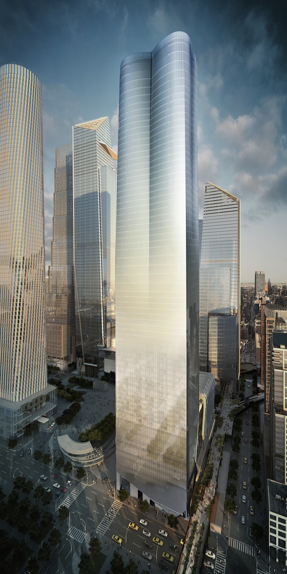 15 Hudson Yards rendering