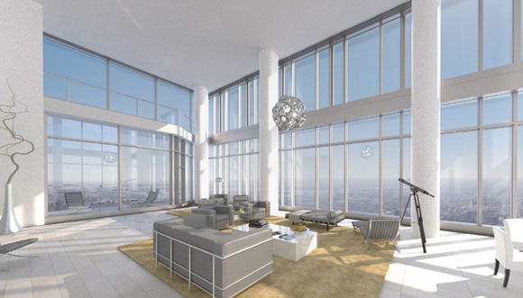 Nordstrom Tower 225 West 57th Street Billionaire's Row New Construction Manhattan