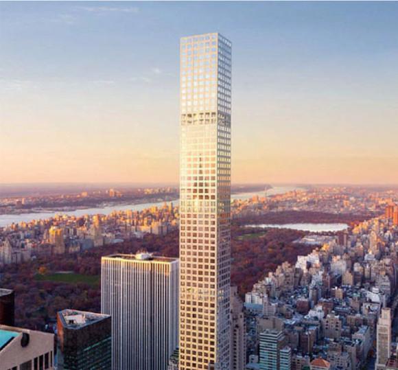 Manhattan S Growing Skyline New Construction Manhattan