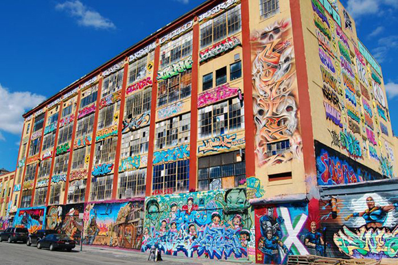 5Pointz Long Island City