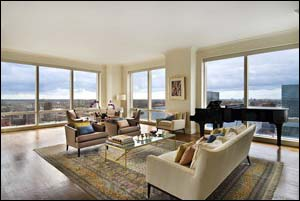 Condo absorption rates in Manhattan
