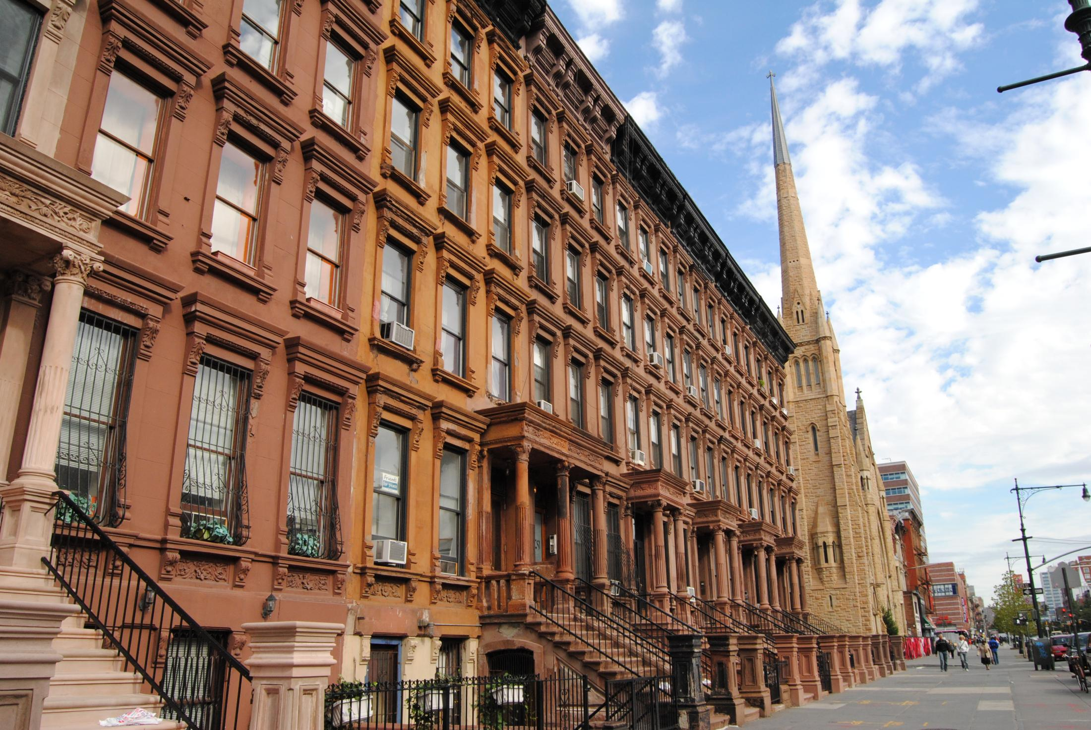 Rent in Harlem, New York