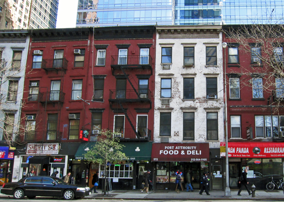 Rentals in New York, west side, Linc