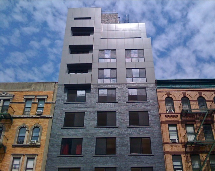 The Harlem condominium market is on the upswing
