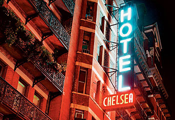 The Chelsea Hotel Manhattan Condos for Sale