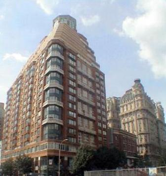Luxury condos in Manhattan as landlords