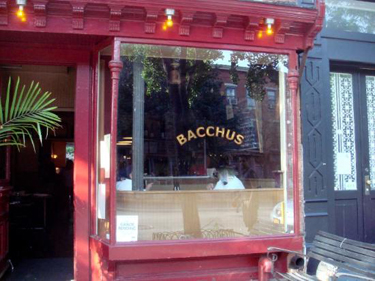 Bacchus Cafe Brooklyn