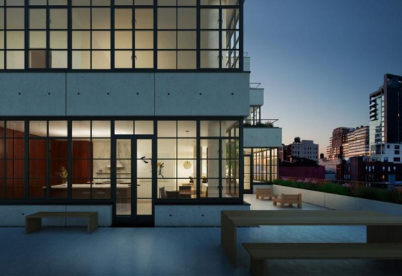 508 West 24th Street New Construction Manhattan Chelsea