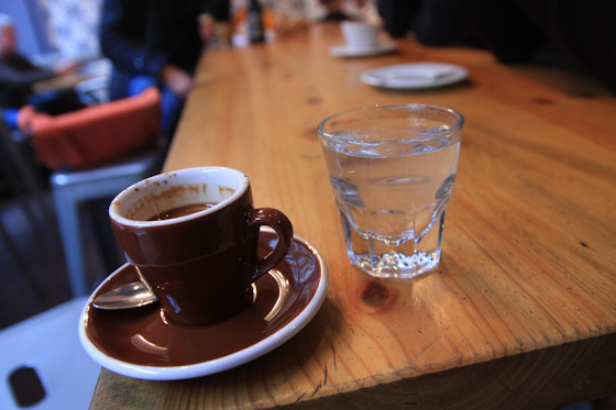 Best Coffee Shops in the Garment District