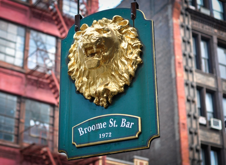 Broome Street Bar, Soho