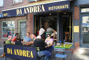 Da Andrea Greenwich Village