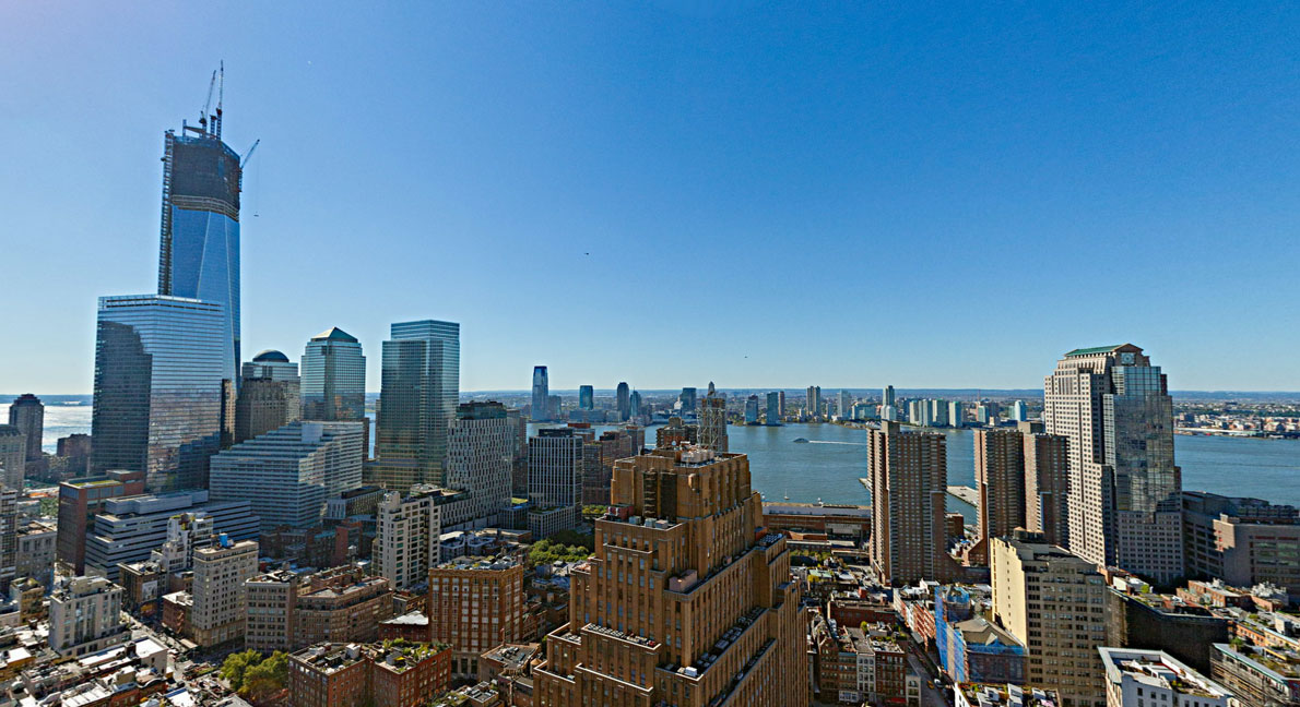 Downtown Manhattan Gets Pricier Than Uptown