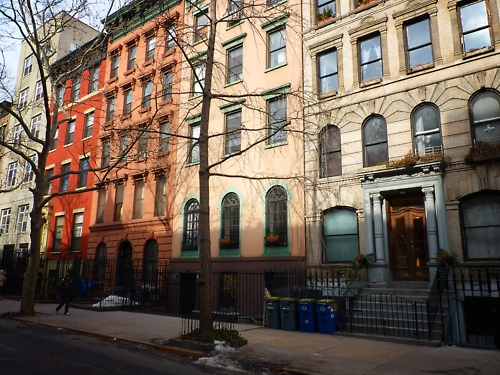 Rent apartments in East village, New York