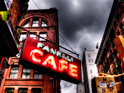 Fanelli Cafe, Soho