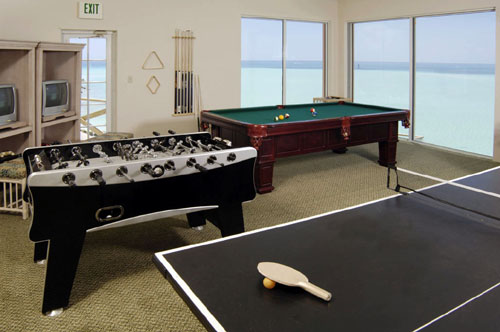 Finally amenities for teens in new construction buildings for Indoor game room ideas