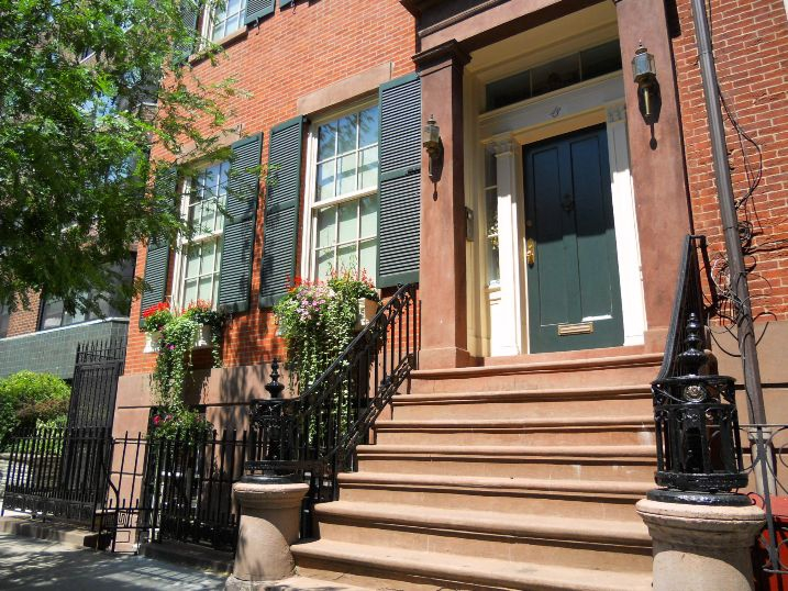 Homes in Greenwich Village