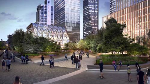 Hudson Yards Update New Construction Manhattan
