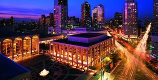 Lincoln Center in New York City
