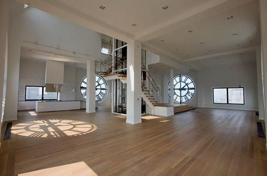 Location Loft Apartments For In New York City