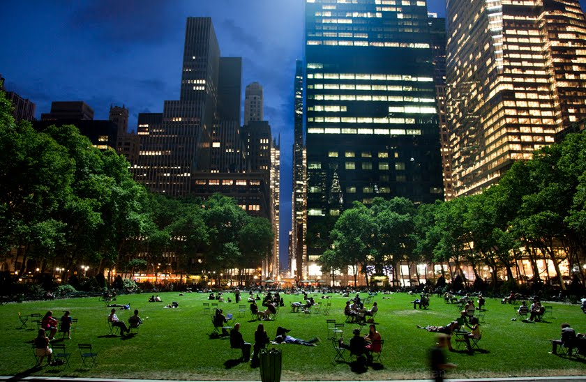 Midtown Manhattan Parks