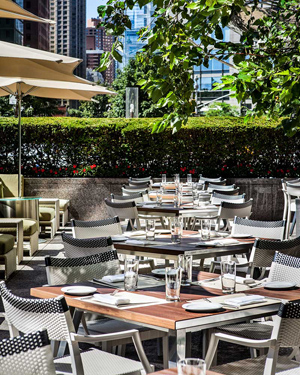 Top Five Restaurants For Outdoor Dining In The Upper West Side New