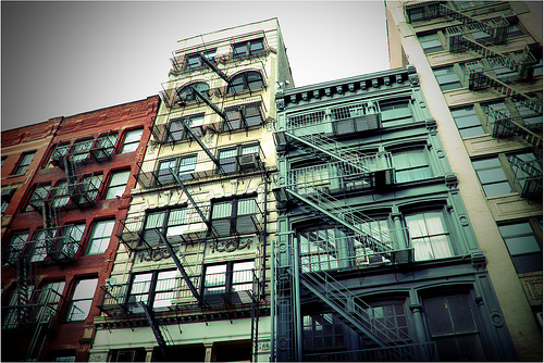 Residential permits on the rise in Manhattan