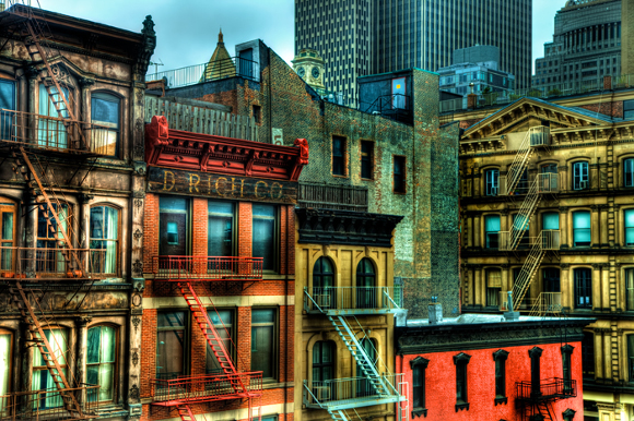 The Ever Changing Neighborhood Of Tribeca New
