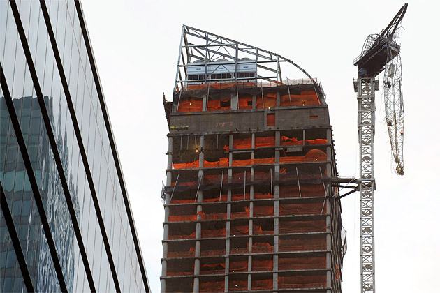 One57 crane collapse in Manhattan