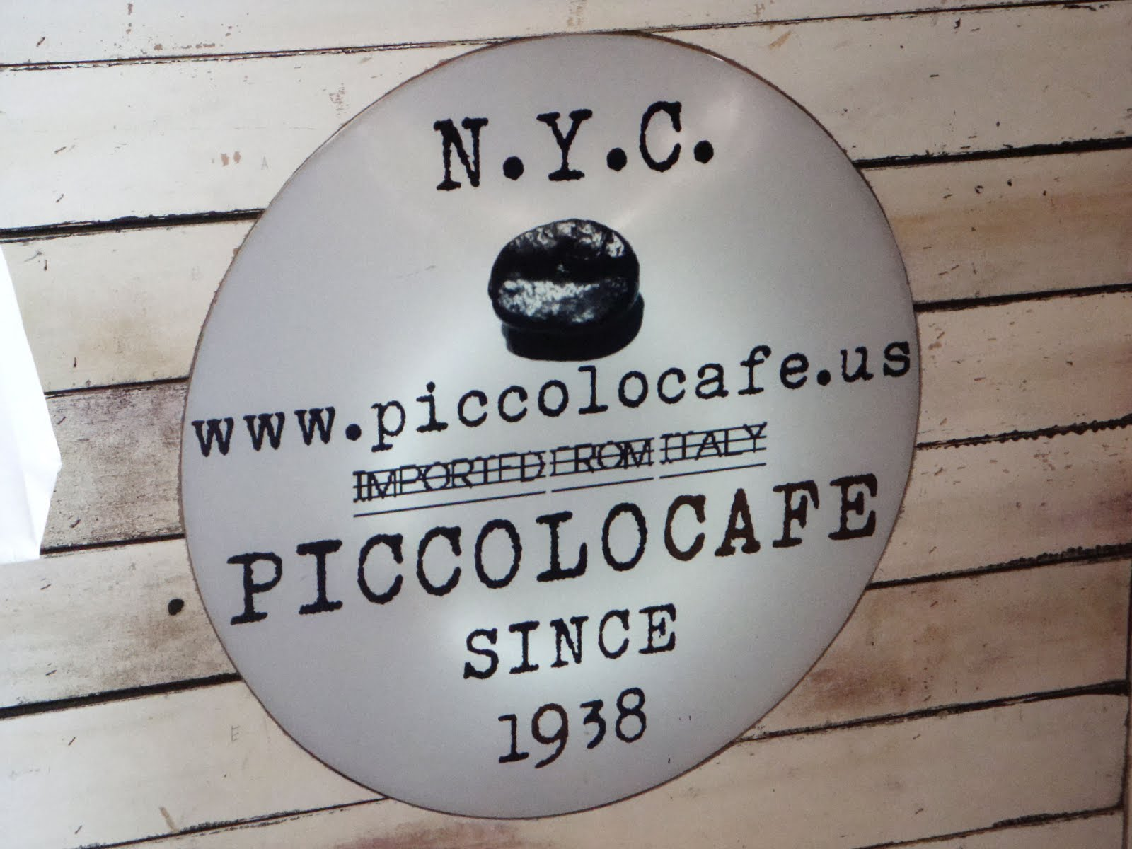 Piccolo Cafe in Gramercy Park