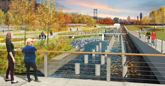 Pier 42 Rendering looks great for the Lower East Side