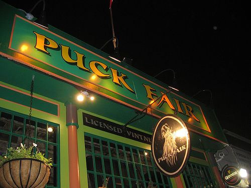 Puck Fair Bar, Soho