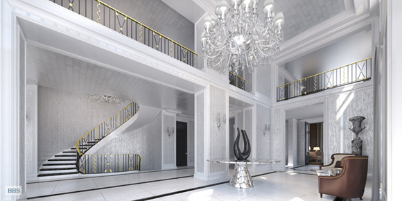 The most expensive home in new york city asks for 130 for Expensive houses in new york