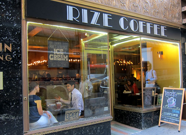 Rize Coffee
