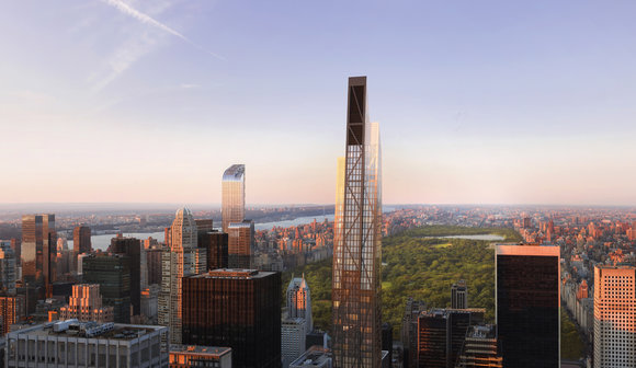MoMA Tower reigns over Central Park