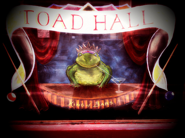 Toad Hall, Soho